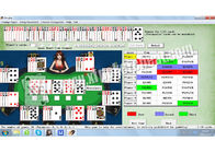 চীন PC Flush Card Cheating Software For Analyzing Poker Results System কারখানা